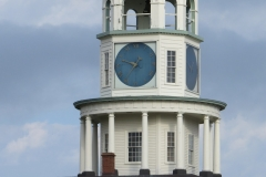 Halifax's Old Town Clock