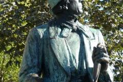 Hans Christian Anderson statue, Copenhagen