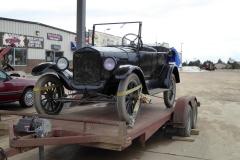 Ford Model A, Murdo, South Dakota