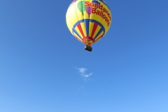 Hot-Air Ballooning, Calgary