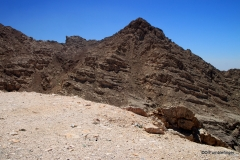 Summit of Jebel Hafeet