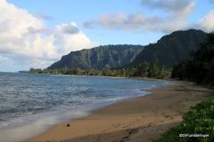 Kahana Beach Park, Oahu