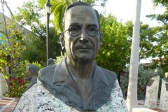 President Truman, Key West Historic Memorial Sculpture Garden