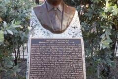 Tennessee Williams, Key West Historic Memorial Sculpture Garden