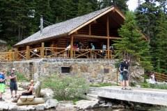 Lake Agnes Teahouse, Banff National Park