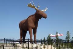 Mac the Moose, Moose Jaw, Saskatchewan