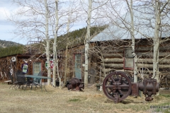 Old shed, Gold Hill, Colorado