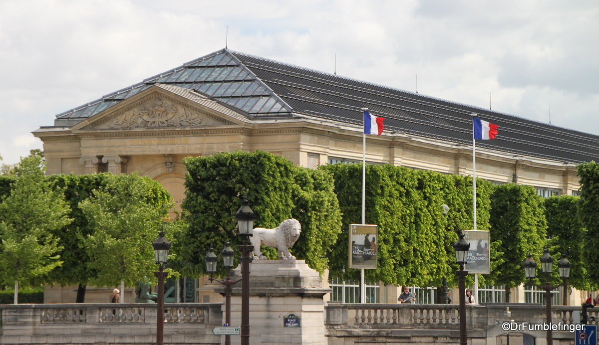 The Orangerie Museum, Paris