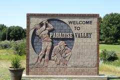 Paradise Valley, Alberta