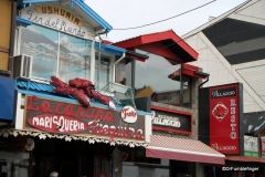 Crab Restaurants in Ushuaia
