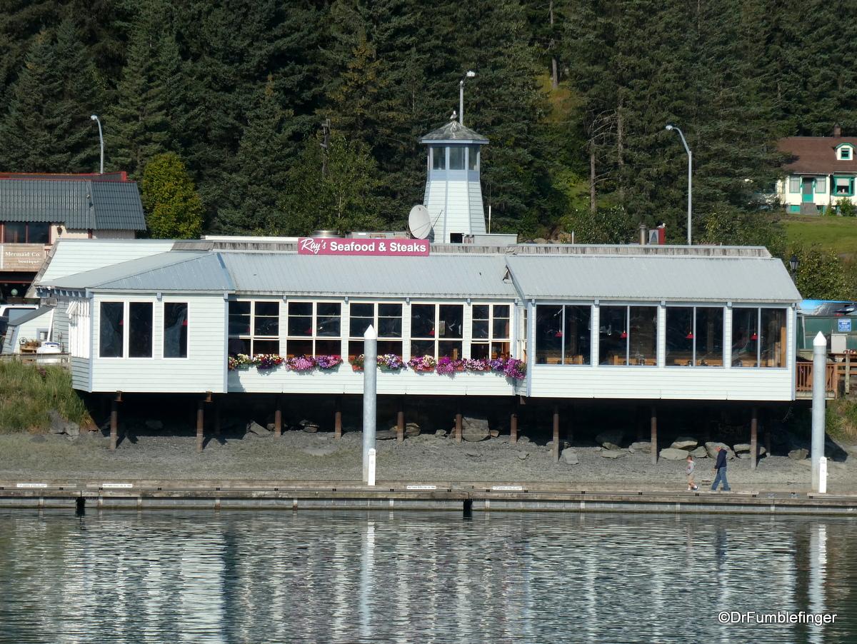 Ray's Restaurant, Seward