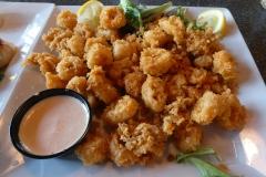 Calamari, Ray's Restaurant, Seward