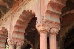 Hall of Audience,  Red Fort, Delhi