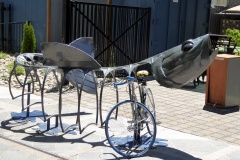 Bike Rack, Reno