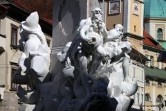 Robba Fountain, Ljubljana