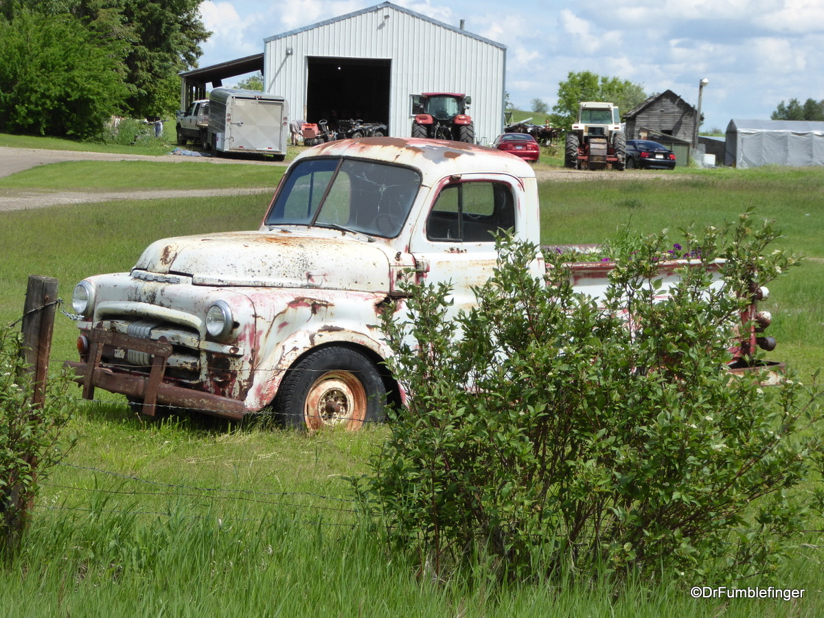 Rural Alberta