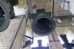 Bells tollilng in the Giralda