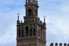 The Cathedral's belltower, the Giralda