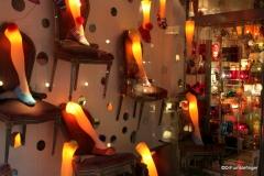 Leg lamps, San Telmo