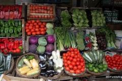 Produce stand, San Telmo