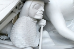 Spirit of Haida Gwaii, by Bill Reid