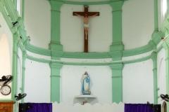Interior, St. Mary's Cathedral, Batticaloa
