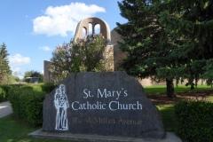 St. Mary's Catholic Church, Red Deer