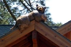 Bear Carvings, Lake Tahoe, California