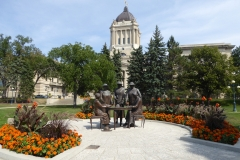The Big Five, Manitoba Legislative Building