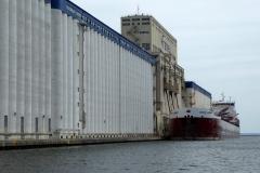 Grain terminals, Thunder Bay