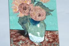 Van Gogh Easel, Goodland, Kansas