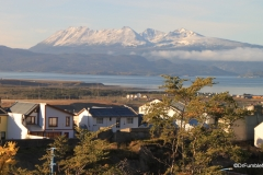 Views from Ushuaia, Argentina