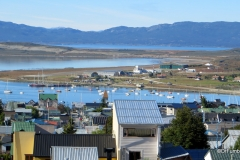 Views from Ushuaia, Argentina (airport)