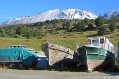 Views from Ushuaia, Argentina
