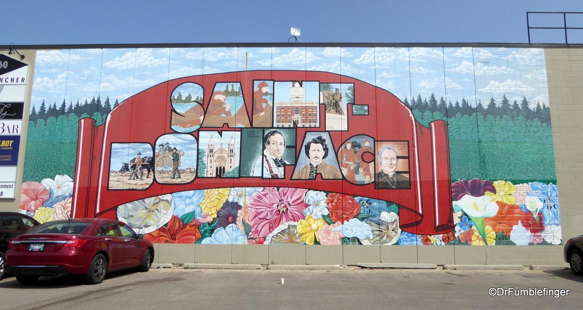 Street art, Winnipeg