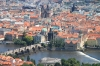 View of Old Town from Petrin Tower