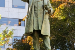 Statue of Joseph Howe, Province House, Halifax