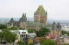 Quebec - view of Chateau Frontenac