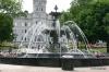 Quebec -- Fontaine de Tourny