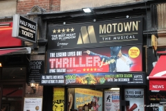 The Theater District, London
