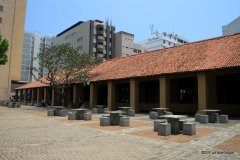 Colombo's Old Fort District, Dutch Hospital
