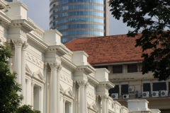 Colombo's Old Fort District, Colonial era buildings