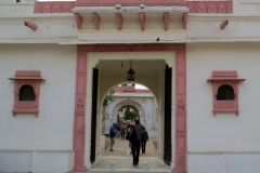Entrance to Rawla Jojawar