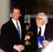 Ray Bradbury & Arnold Schwartzenegger