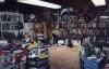 Ray Bradbury's famous basement office