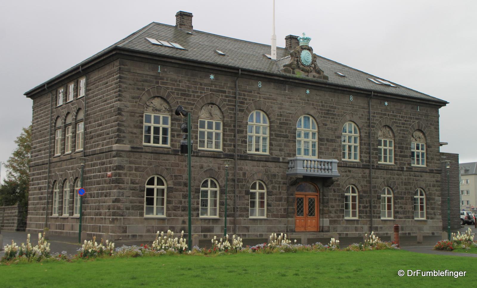 Althingi (parliament)