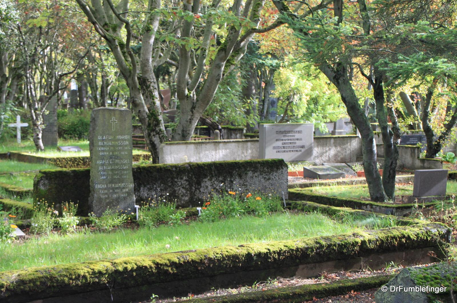Old Churchyard