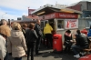 Reykjavik's famous Hot Dog stand