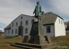 Reykjavik, Hannes Hafstein statue