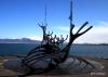 Reykjavik, Solfar, the sun voyager